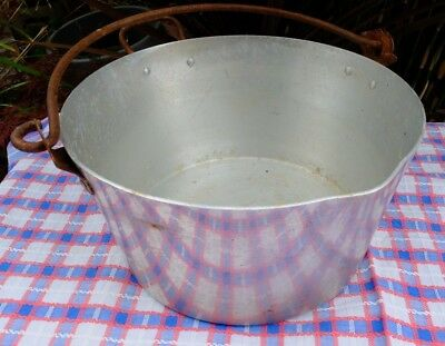 Vintage Nicely Shabby Preserving Pan
