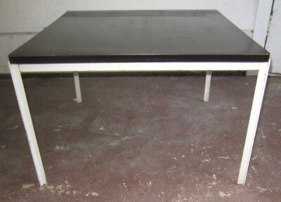 Mid century Modern Vintage FLORENCE KNOLL T Angle Low Table