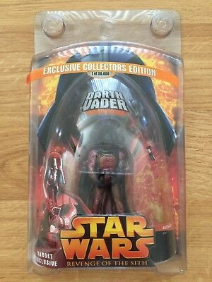 Star Wars Episode III: Revenge of the Sith Lava Darth Vader Target Exclusive