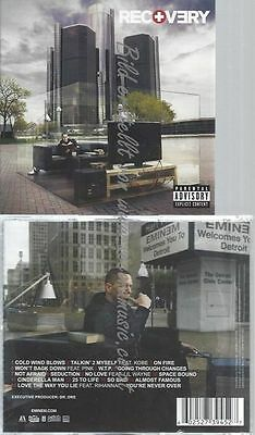 Cd--Eminem--Recovery [Explicit]