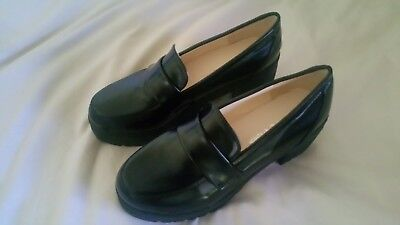 Japanese Anime Cosplay School girl JK Shoes Unused EU39 Only Tried on