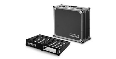 RockBoard QUAD 4.1 mit Flight Case - Effektboard