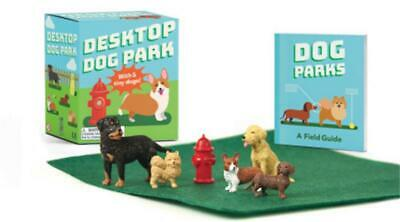 Desktop Dog Park by Conor Riordan Book & Merchandise Book Free Shipping!