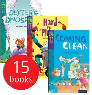 NEW x 15 TREETOPS FICTION (LEVEL 9 10 11 ) Oxford Reading Tree chapter books 7+