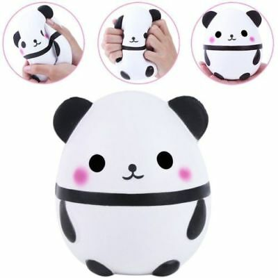 Cute Panda Jumbo Slow Rising Squishies Squishy Squeeze Toy Stress Reliever Gift