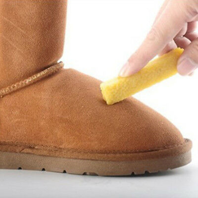 Shoes Rubber Eraser for Suede Nubuck Leather Stain Boot Shoes Cleaner Cleaning