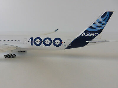 Airbus A350-1000 XWB 1st PROTOTYPE 1/500 Herpa 531047 A350 F-WMIL House Colours