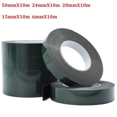 Double Sided Badge Mount Foam Tape Automotive Grade For Number Plates & Car Trim