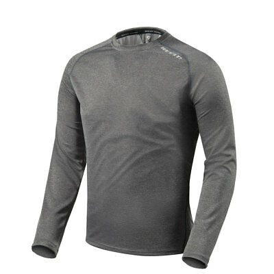 NEW Revit Sky LL Motorcycle Thermal Moisture Wicking Base Layer Long Sleeve Shir