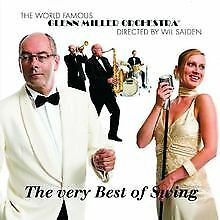 The Very Best Of Swing von Miller,Glenn Orchestra | CD | Zustand sehr gut