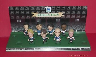 CORINTHIAN * The F.A. Premier League 1995 Display Stand & 8 Figures * Football *