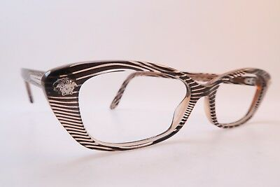364e7d7e502f Vintage Versace eyeglasses frames Mod 3159 size 5-16 135 made in Italy