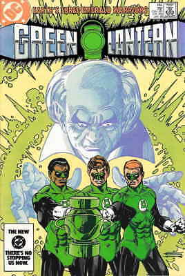 Green Lantern (2nd Series) #184 VF/NM; DC | save on shipping - details inside
