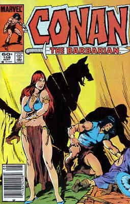 Conan the Barbarian #158 VF/NM; Marvel | save on shipping - details inside