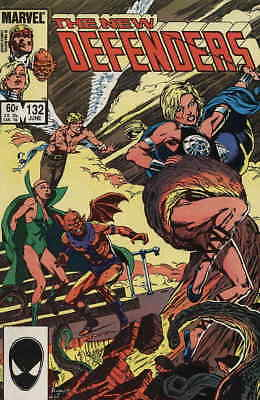 Defenders, The #132 VF/NM; Marvel | save on shipping - details inside