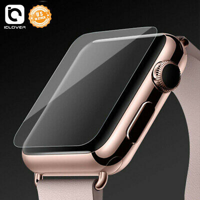 Fr Apple Watch Series 4 5 Toughened Tempered Glass Screen Protector 40/44MM Film