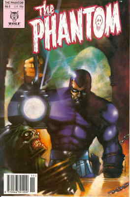 Phantom, The (4th Series) #5 FN; Wolf   save on shipping - details inside