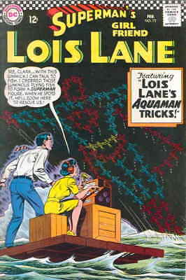 Superman's Girl Friend Lois Lane #72 VG; DC | low grade comic - save on shipping