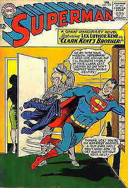 Superman (1st Series) #175 FN; DC | save on shipping - details inside