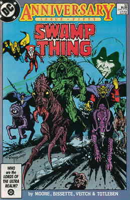 Swamp Thing (2nd Series) #50 FN; DC   save on shipping - details inside