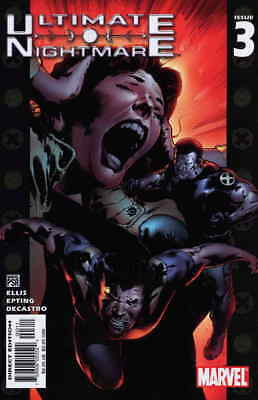Ultimate Nightmare #3 VF/NM; Marvel | save on shipping - details inside