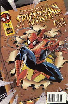 Untold Tales of Spider-Man/Fantastic Four Unplugged #1 VF/NM; Marvel   save on s
