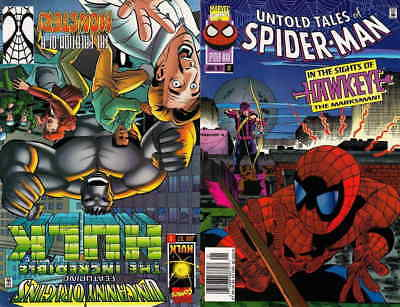 Untold Tales of Spider-Man/Uncanny Origins #5 VF/NM; Marvel   save on shipping -