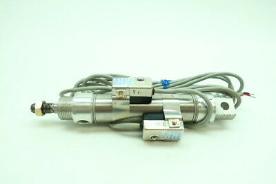 Koganei DA25X50 Double Acting Pneumatic Cylinder 1/8in 25mm X 50mm