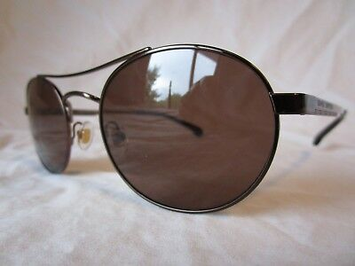 24308f7172b Brooks Brothers Sunglasses Bb4046S 164373 Brushed Brown 54-22-140 New  Authentic