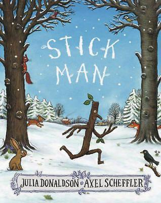 Stick Man by Julia Donaldson | Paperback Book | 9781407170718 | NEW