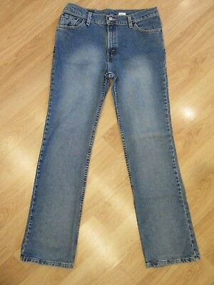 """90s Vintage Levi's 517 Jeans boot USA made 11 M x 31"""""""" L High Waist"""