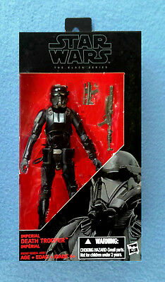 Star Wars Imperial Death Trooper #25 The Black Series Hasbro 6 Inch Figure