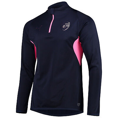 Puma Arsenal FC Official 2018-2019 Soccer DryCell Training Top Maroon