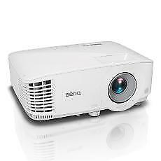 BENQ MS550/ SVGA/ 3600ANSI/ 20000:1/ HDMI, VGA / 3D BluRay Ready Projector