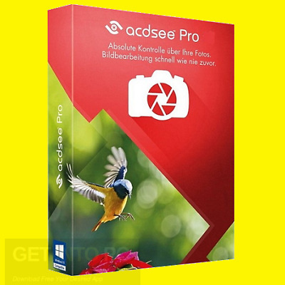 ACDSee Photo Studio Professional 2018 + Serial Key Activation (64+32 bits)