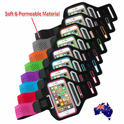 Sports Gym Running Slim Armband Case for OPPO AX5 Huawei Mate 20 Pro Nokia 7.1