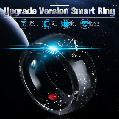NFC Smart Wearable Ring Waterproof Magic Technology For IOS Android Phone