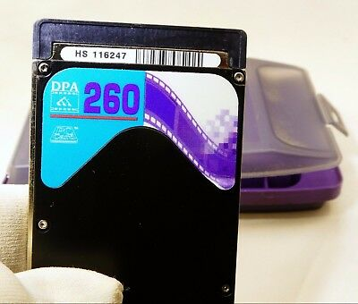 260MB PC ATA Card PCMCIA DPA 260 with case