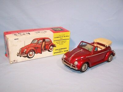 Bandai - VW Käfer Sedan Cabriolet - in einem OK (52693)