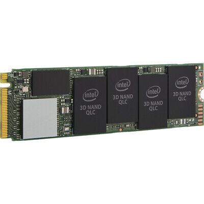 Intel 660p 2TB m.2 2280 PCIe Encrypted Internal Solid State Drive