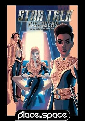 Star Trek Discovery Succession - Softcover