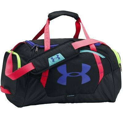 Under Armour Undeniable 3.0 SM Duffle Tasche Reise Sporttasche black 1300214-003
