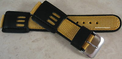 16mm Mens Speidel Nylon Replacement Watch Band Strap Fits Digital Sport Military
