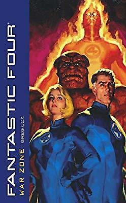 Fantastic Four: War Zone (Marvel Classics), Cox, Greg, Used; Good Book