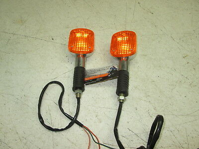 Honda 1983 VT750 VT 750 SHADOW 9/26 FS FRONT TURN SIGNAL LIGHTS