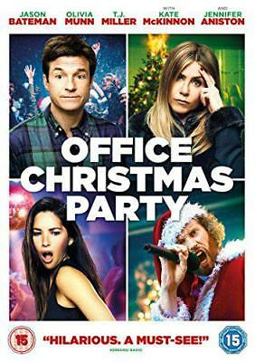 Office Christmas Party [DVD] [2016], DVD, New, FREE & Fast Delivery