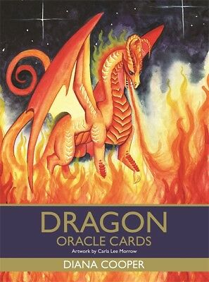 Dragon Oracle Cards, Cooper, Diana