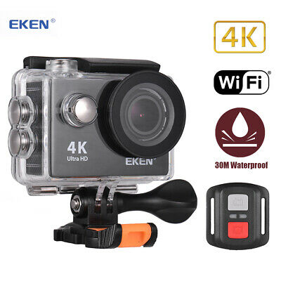"EKEN H9R WiFi 4K HD 2""IPS 170° Waterproof Sport Action Camera Camcorder Recorder"
