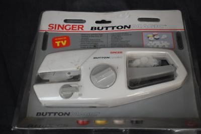 Brand New Singer Button Magic
