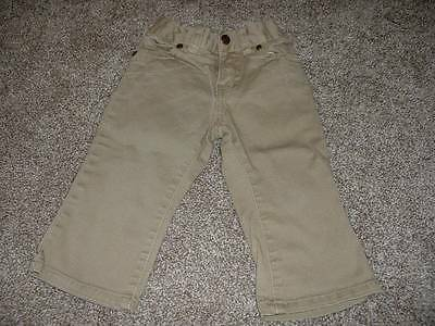 The Childrens Place TCP Baby Girls Tan Pants Size 18M 18 Months mos Fall Winter